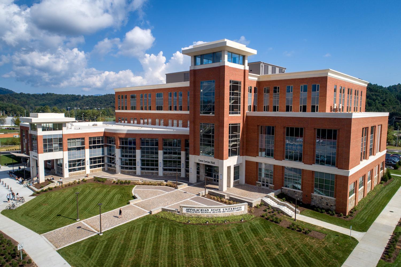 Leon Levine Hall of Health Sciences