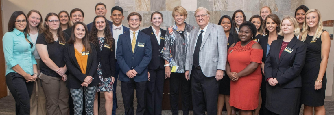 Beaver Scholars 2019-2020