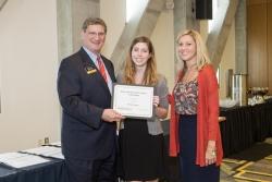 BCHS Scholarship Reception 2016