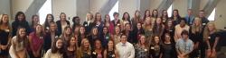 BCHS Scholarship Reception 2016 Group
