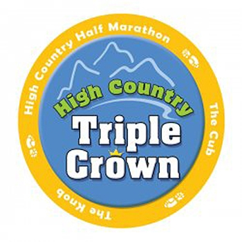 High Country Triple Crown Logo