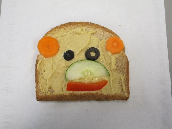 Bear bread