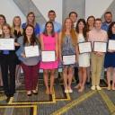 BCHS 2017 Student Award Winners