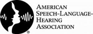 American Speech Language Hearing Association Logo