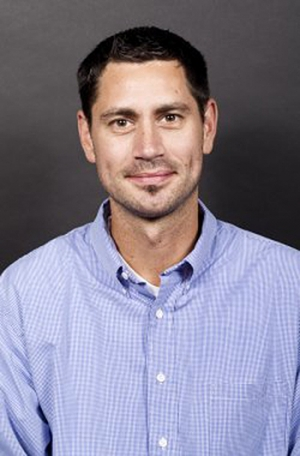 Professor of Physical Education Teacher Education Scott Townsend