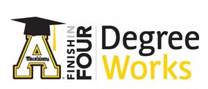 ASU Degree Works logo