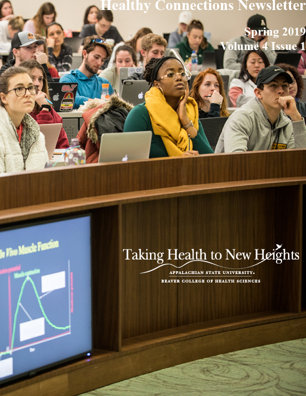 Healthy Connections Spring 2019