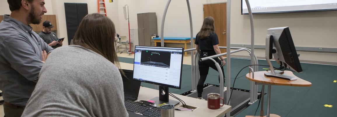 Biomechanics Lab