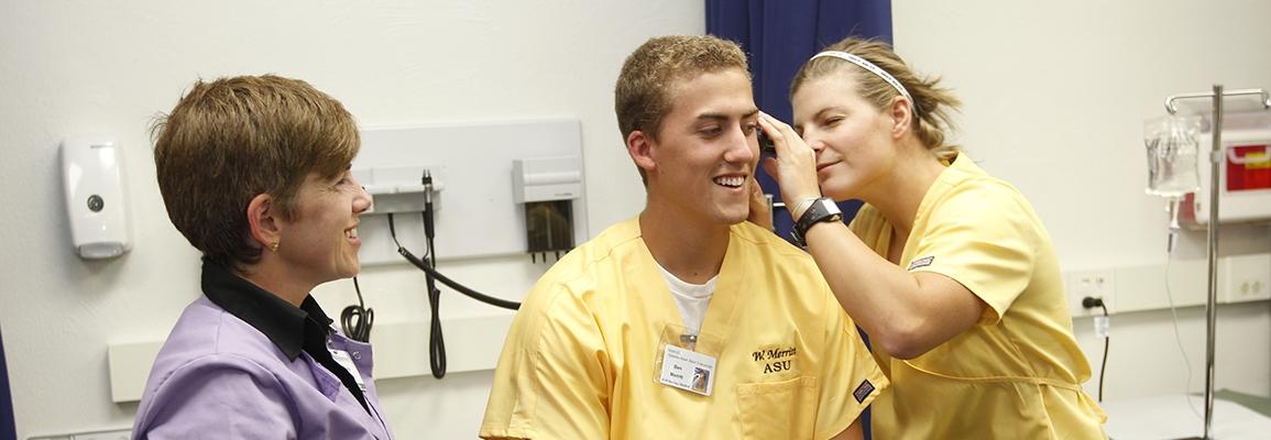 Health Sciences Students