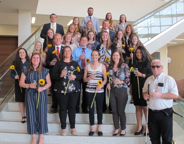 BCHS Student Award winners