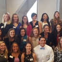 BCHS 2016 Scholarship Reception Group Photo