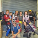 2017 Wilson Scholars Expedition group