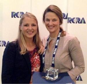 Recreation Management professor receives outstanding faculty member award
